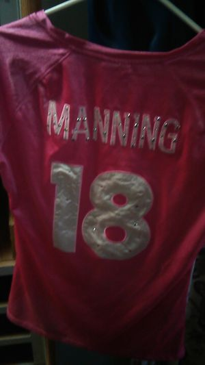 Woman's Small NFL Peyton Manning jersey for Sale in Los Angeles, CA