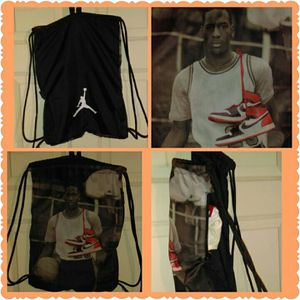 Michael Jordan backpack.. for Sale in Boston, MA