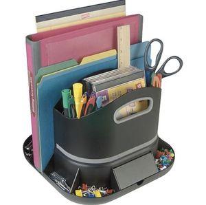 Rotating Table top Desk organizer - Staples for Sale in Herndon, VA