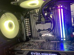 High End Gaming PC GTX 1070ti Ryzen threadripper 1900x for Sale in Spring, TX