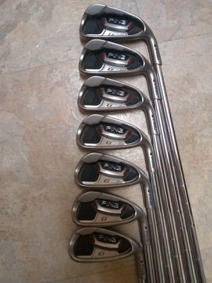 Golf Clubs! Ping G20 Iron Set! for Sale in Phoenix, AZ
