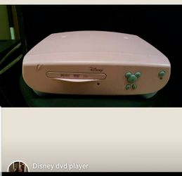 Disney DVD player for Sale in Woodlawn,  MD