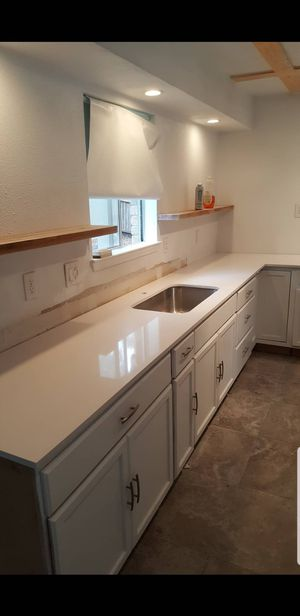 Quartz Countertop Sale!! $29.50 sq ft* for Sale in San Antonio, TX