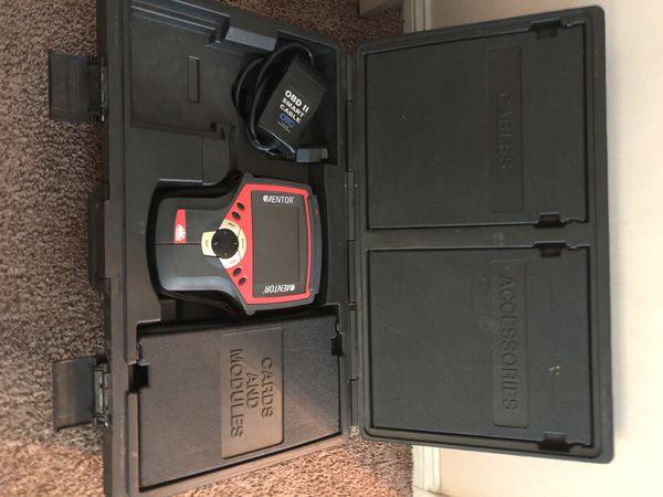 Mentor Mac Tools scanner