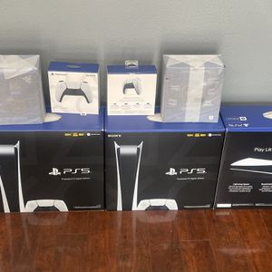 Ps5 Bundle for Sale in Riverview, FL
