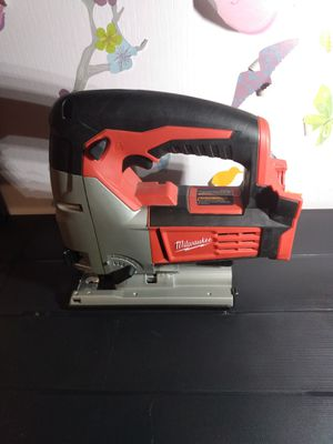 """""""Used* Milwaukee M18 Jig Saw - model 2645-20 ( Tool Only) for Sale in Norman, OK"""