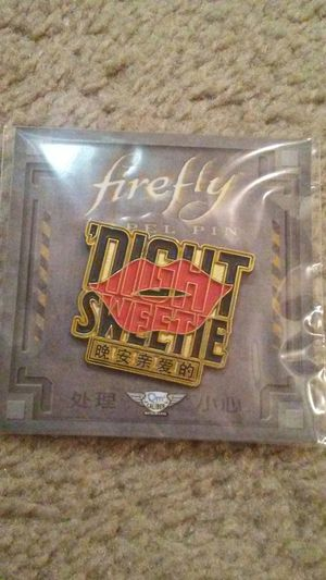 """Firefly """" 'Night Sweetie"""" pin for Sale in Westerville, OH"""