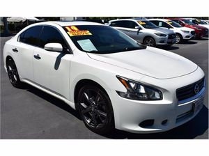 2014 Nissan Maxima for Sale in Atwater, CA