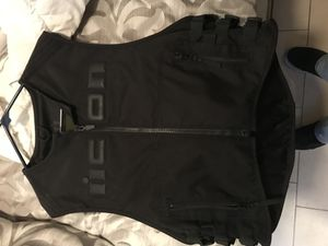 ICON Motorcycle Vest! for Sale in Houston, TX