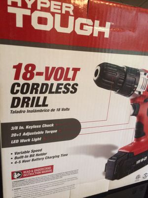New cordless drill for Sale in Newberry, FL