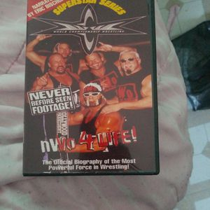 Wcw Superstar Series NWO 4 LIFE dvd for Sale in Chicago, IL