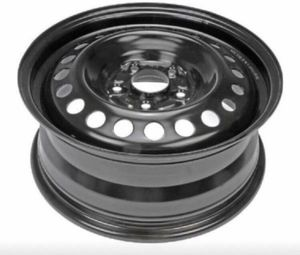 "Steel black wheel rim 16x6.5"" 16 holes for Sale in San Antonio, TX"