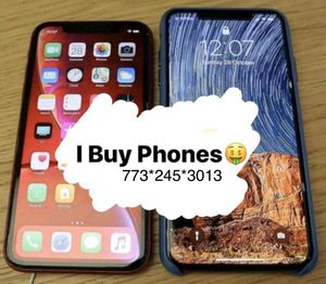 Book bag Tyson used iPhone XR x Xs max pro 11 plus for Sale in Oak Park, IL