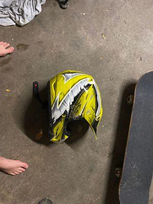 Dirt bike helmet for Sale in Spring Hill, FL