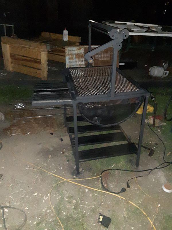 New elevator grill custom made at ur desire.