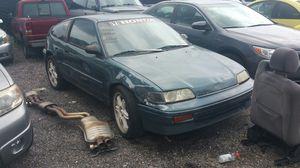 Honda crx for Sale in Odenton, MD