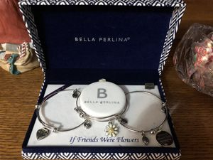 """3 Bracelets """"If Friends Were Flowers """" with gift box for Sale in Fort Worth, TX"""