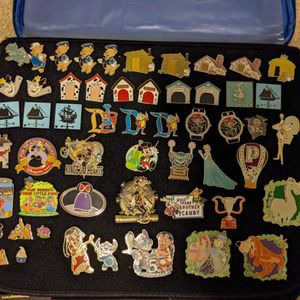 Disney Authentic And Fantasy Pins for Sale in Garden Grove, CA