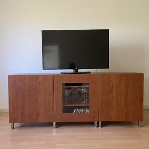 """Mid Century 71"""" Wood TV Stand Console for Sale in Boca Raton, FL"""