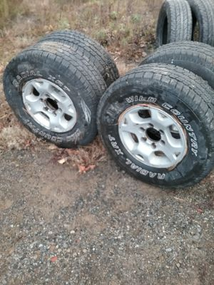 Tires & rims for Sale in Plattsburgh, NY