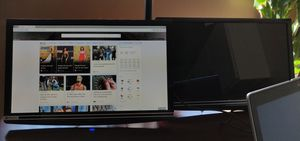 """2 - 23"""" 1080p Monitors + Dual Stand/Mount for Sale in Mountain View, CA"""