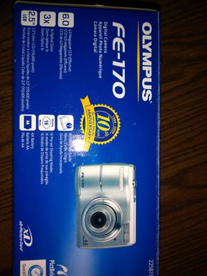 Olypmus digital camera for Sale in Milwaukee, WI
