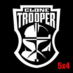 Clone Trooper Vinyl Sticker Decal for Sale in Gulfport, FL