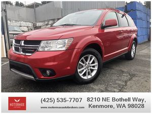2016 Dodge Journey for Sale in Kenmore, WA