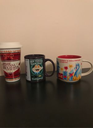 Disney Epcot 2017 Festival Holiday mug for Sale in West Springfield, VA