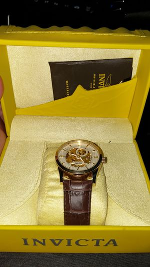 AUTHENTIC Invicta Watch 22636 for Sale in Rockville, MD
