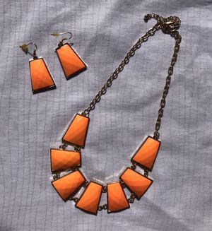 Orange Necklace 🍊 for Sale in Lynwood, CA