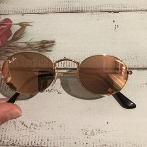 Ray-Ban OVAL RB3547N Oval Sunglasses for Sale in GILLEM ENCLAVE, GA