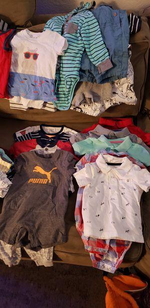 Baby clothes 12-18 months 40pcs- shoes size 5c for Sale in Mesa, AZ