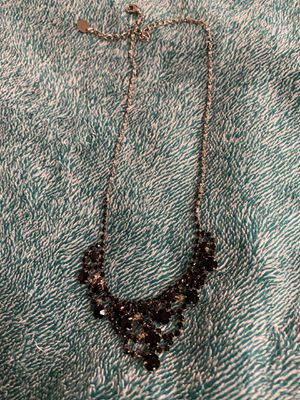 Black Jewel Necklace for Sale in Ithaca, NY