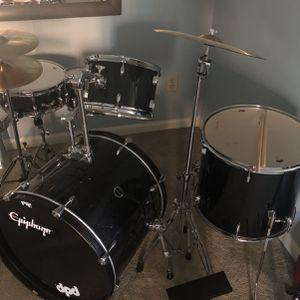 Complete 5 Piece Drum Set for Sale in Alpharetta, GA
