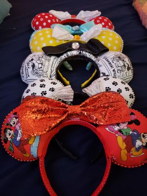 Handmade Mickey Ears for Sale in Pembroke Pines, FL