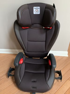 LIKE NEW HIGH END Peg Perego Booster Car seat 2 pull out cup holders (40-130 lbs.) ❗️IF POSTED THEN AVAILABLE❗️$180 FIRM Carseat for Sale in Plainfield, IL