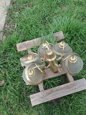 Kitchen Light Fixture $15.00 cash only (serious buyers) for Sale in Dallas, TX