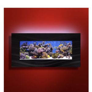 Wall fish tank for Sale in Palm Harbor, FL