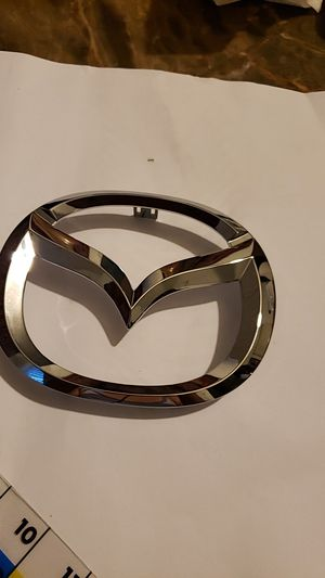 2007-2015 Mazda 2 3 5 Speed6 Front Grill Badge Emblem Part #C235-51-731A for Sale in La Puente, CA