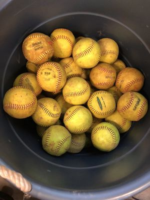 """12"""" Softballs for Sale in Willow Spring, NC"""