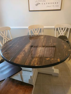 Kitchen table and 7 chairs for Sale in Red Hill, PA
