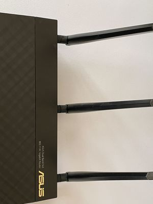 asus dual band 3x3 802.11ac router for Sale in Chandler, AZ