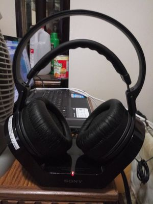 Sony Wireless Stereo headphones for Sale in Woonsocket, RI