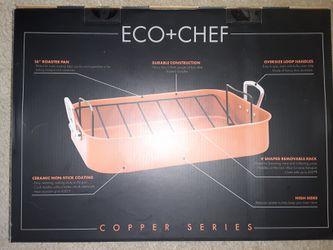 """Eco+Chef 16"""" Roaster Pan for Sale in Hemet,  CA"""