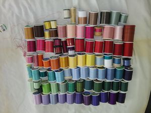 80+ Spools of Sewing Thread for Sale in San Leandro, CA