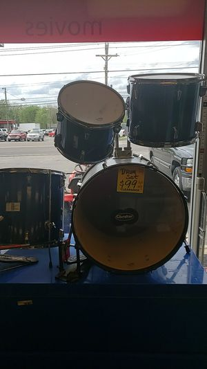 Percussion plus drum set color blue for Sale in Nashville, TN