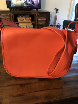 Coach messenger bag for Sale in Woburn, MA