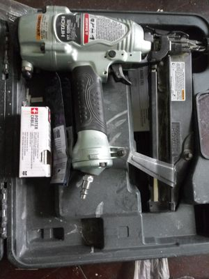 Nail gun finish nailer for Sale in Grosse Pointe Park, MI
