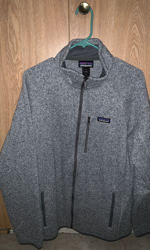 Patagonia fleece shirt for Sale in SKOK, WA